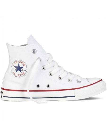 Converse All Star Chuck Taylor Hi Λευκό M7650C