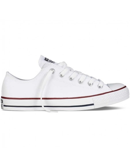 Converse All Star Chuck Taylor Ox Λευκό M7652C