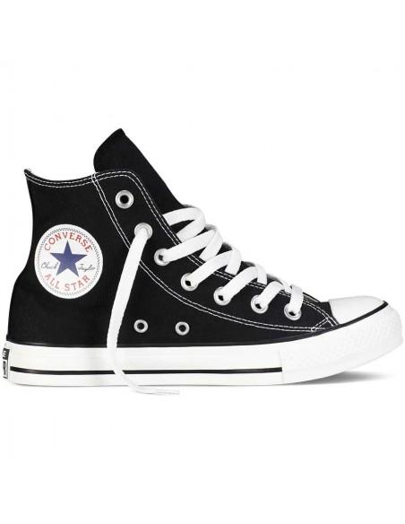 Converse All Star Chuck Taylor Hi Μαύρο M9160C