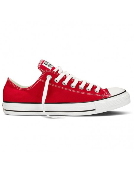 Converse All Star Chuck Taylor Ox Red Κόκκινο M9696C