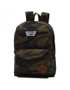 VANS Backpack V00ONI97I Camo Khaki