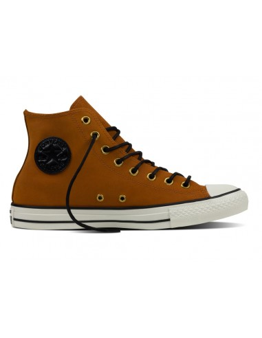 Converse All Star Chuck Taylor ox leather Vintage Men Orange 149483