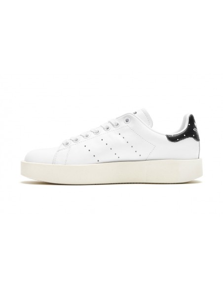 Adidas Originals - Stan Smith Bold Λευκό/Μαύρο BA7771