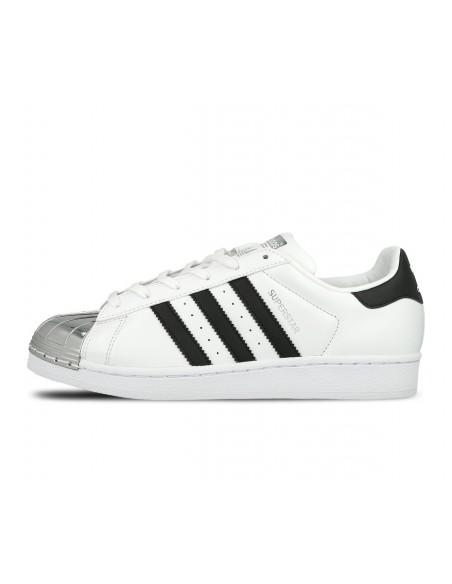 Adidas Originals Superstar Bold White/Black BA7666