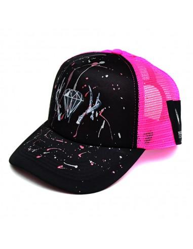 Reckless Καπέλο Diamond Black/Rose