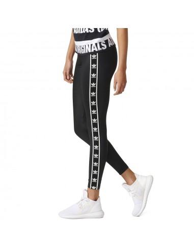 Adidas Originals Womens Tight Leggings Black BK6182