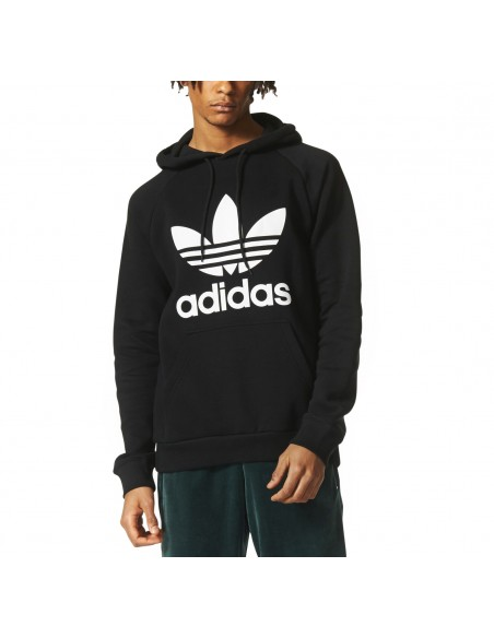 Adidas Originals Mens Hoodie 3Foil Black BR4852