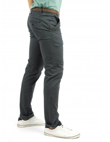 Victory Misha Slim Fit Trousers Cement Grey