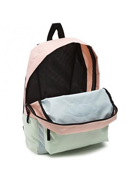 VANS Backpack V00NZ0KJV Stars Black