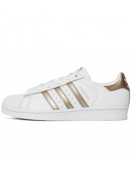 Adidas Originals Superstar White/Gold CG5463