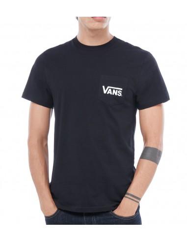 Vans Ανδρικό T-shirt VA312SKWH Black
