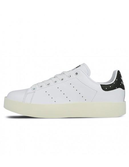 Adidas Originals - Stan Smith Bold Λευκό/Μαύρο BA7771