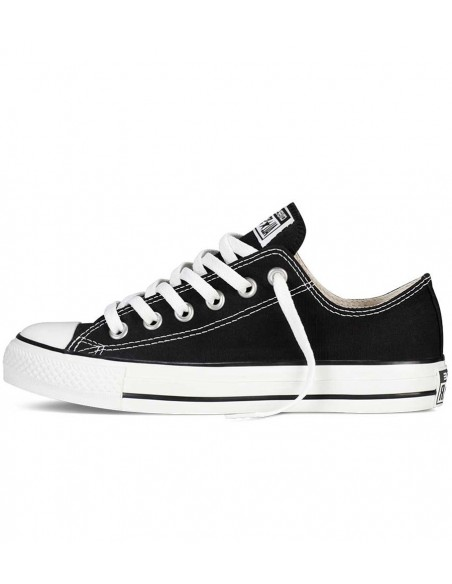 Converse All Star Chuck Taylor Ox Μαύρο M9166C