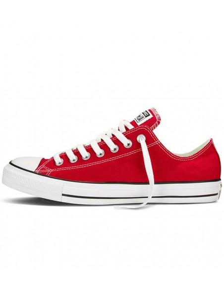 Converse All Star Chuck Taylor Ox Red Κόκκινο M9696C