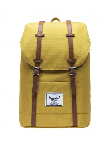 Herschel Little America Mid-Volume Backpack ARROWWWOD CROSSHATCH | 10020-03003-OS
