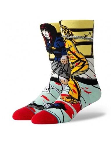 Stance Socks_THE BRIDE AND GOGO_Purple_U545C19TBG