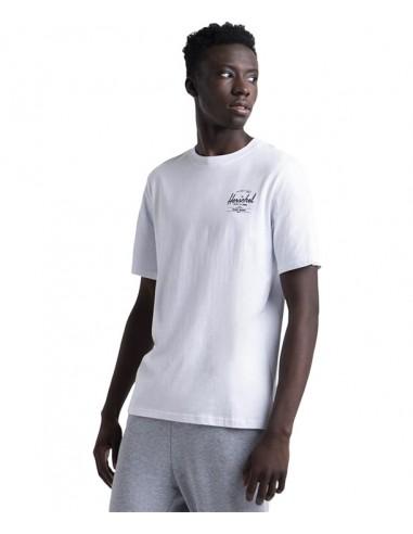Herschel  MEN'S TEE SAM BACK WHITE- 50027-00383