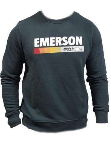 Emerson  Men's Neckline Sweat Pine  -192.EM20.70