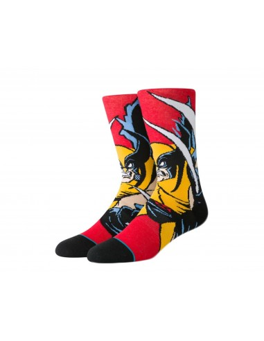 STANCE Socks -Wolverine Comic- Gry U545D19WOL