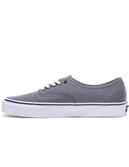 VANS Authentic Authentic Pewter/Black - VN000JRAPBQ1
