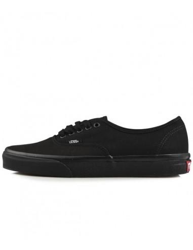 Vans Authentic Unisex Shoes Black/Black (VEE3BKA)