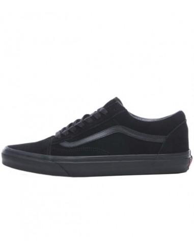 Vans Suede Old Skool Shoes Black  (VN0A38G1NRI)
