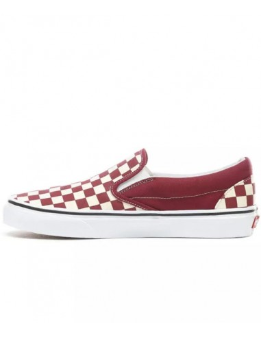 Vans Checkerboard Slip-On -Rumba/Red (VN0A38F7VLW)