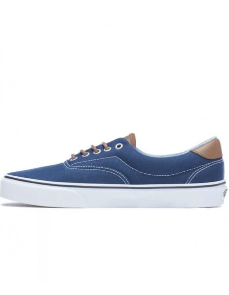 Vans C&L Era 59 Shoes -Dress Blues/Acid Denim (VN0A38FSQ6Z)