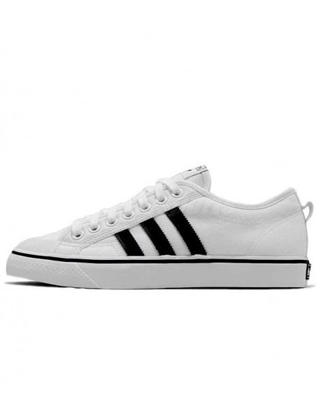 Adidas Originals Nizza Men's Shoes White/Black  (CQ2333)