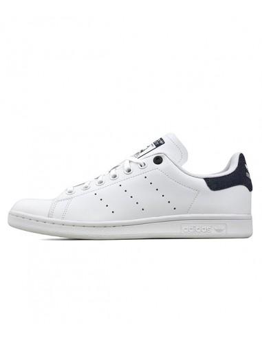 Adidas Originals Stan Smith Shoes WhiteBlue Jean (EE6173)