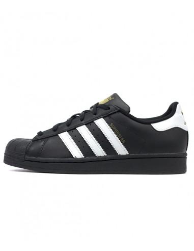 Adidas Originals Superstar Foundation J 3  Black B23642