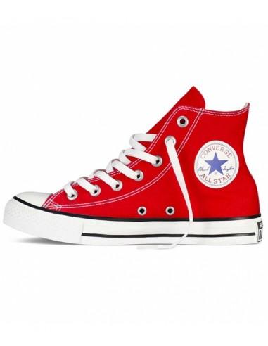 Converse Junior All Star Chuck Taylor Hi Red 3j232c