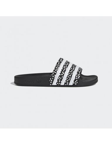 Adidas Adilette black/pixel FX5923