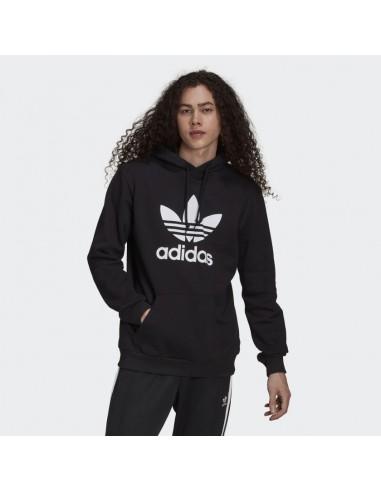 Adidas Originals Adicolor Classics Trefoil Hoodie Black - H06667