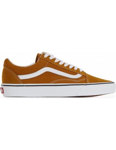 Vans Old Skool Golden Brown/True White - VN0A3WKT9GE