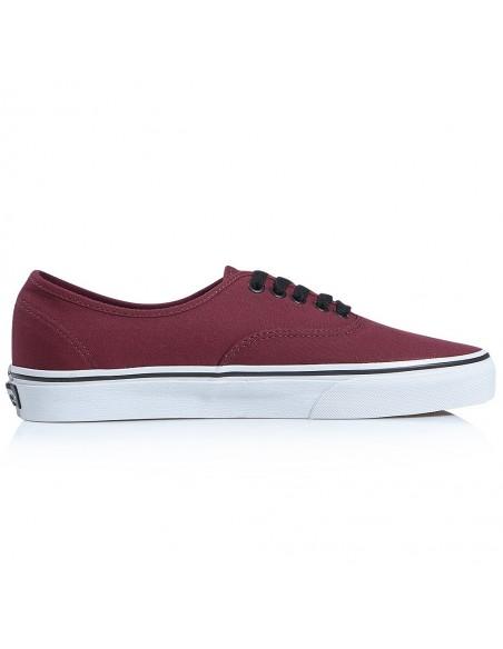 Vans Authentic Shoes Bordeaux (VQER5U8)