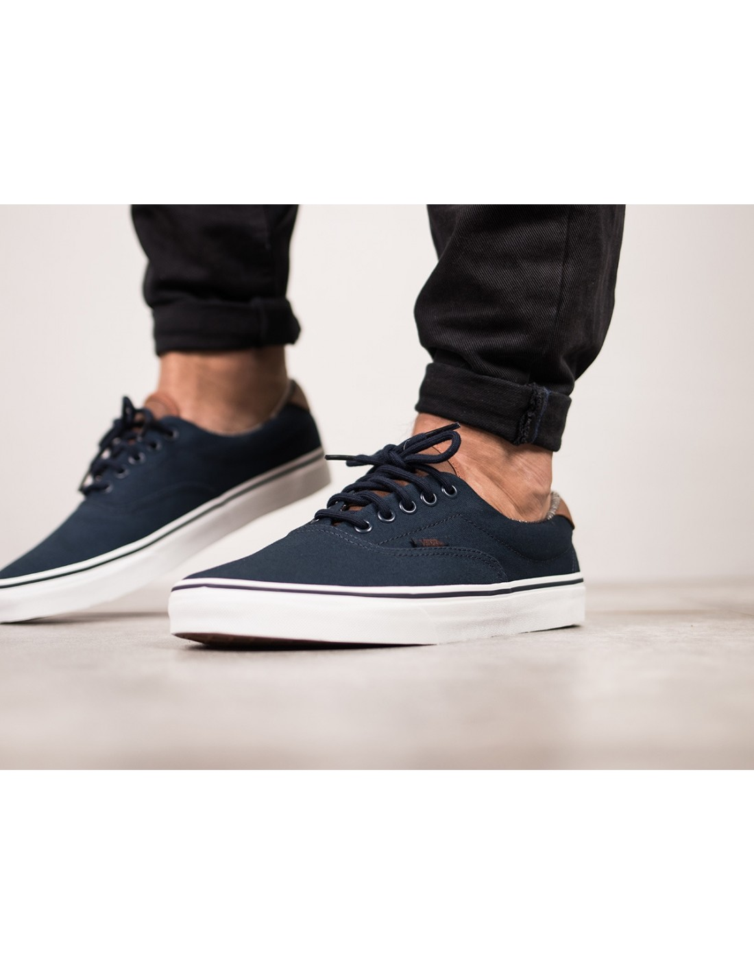 vans era 59 dress blues va38fsmve navy. Black Bedroom Furniture Sets. Home Design Ideas
