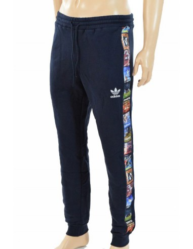 e8600ea0b634 Adidas Originals Mens Sweatpants Legink Black AY7784