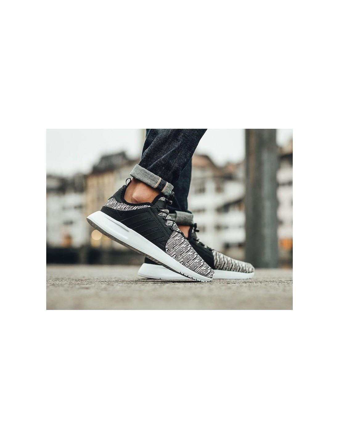 watch 38028 3ee7f Adidas Originals X_PLR μαύρο/άσπρο BB2899
