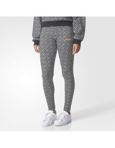 Adidas Originals Womens Tight Leggings Black BP9275