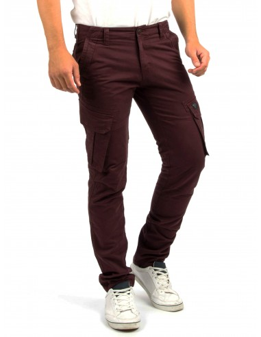 Victory Misha Slim Fit Trousers Cherry