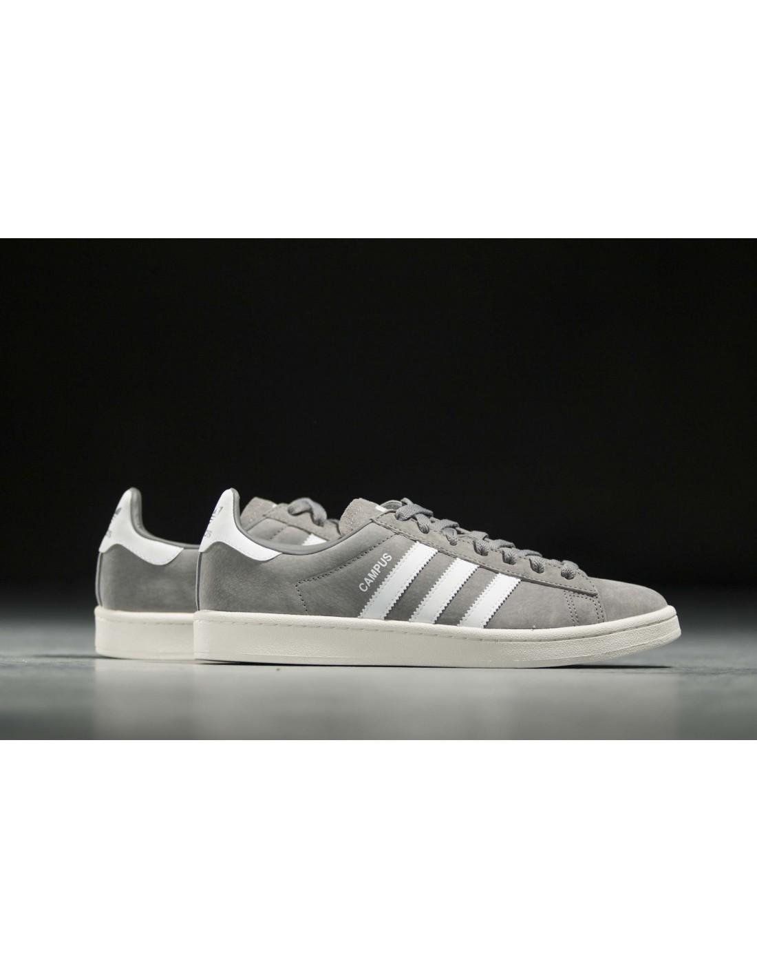 Adidas Originals Campus Men's Shoes Grey (BZ0085) www