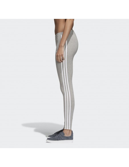 Adidas Originals Womens 3STR Leggings Grey BR8047
