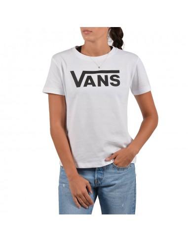 Vans γυναικείο κοντομάνικο λευκό t-shirt VA34AYYB2  21d85ab23fb