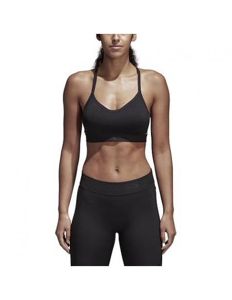 Adidas Originals Womens Cropped Top Black CY4745
