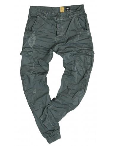Τζιν Ανδρικό Back 2 Jeans Boyfriend Fit M64 Λαδί