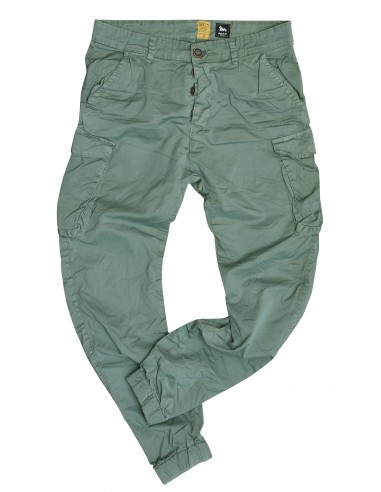 Τζιν Ανδρικό Back 2 Jeans Boyfriend Fit M60 Λαδί