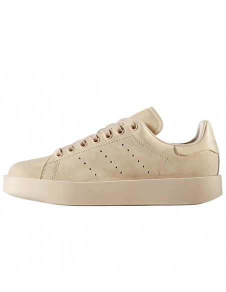 Adidas Originals - Stan Smith Bold Λευκό/Μαύρο BA7770