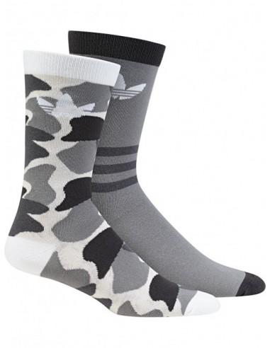 Adidas Originals Κάλτσες camo grey DH1021 c1da71825a9