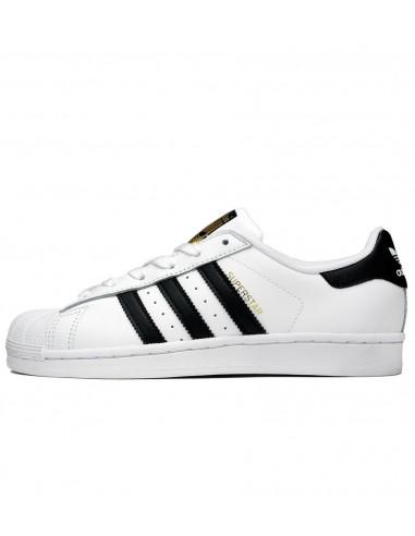 Adidas Originals Superstar Shoes  -White/Core Black (C77124)